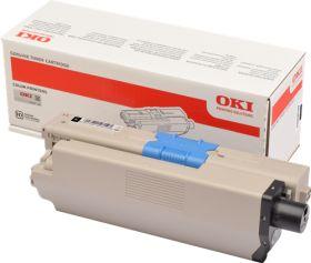 OKI ORIGINAL - OKI 46508712 Noir (3500 pages) Toner de marque