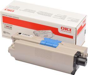 OKI ORIGINAL - OKI 46508716 Noir (1500 pages) Toner de marque