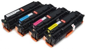 UPRINT - UPrint 305X / 305A Pack x4 Toners remanufacturés HP  Qualité Premium