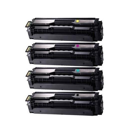 PREMIUM - P504C Pack x4 Toners génériques Qualité Premium
