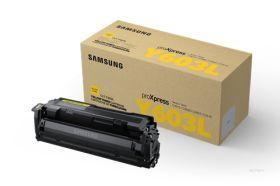 SAMSUNG ORIGINAL - Samsung Y603L Jaune (10000 pages) Toner de marque