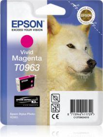 EPSON ORIGINAL - Epson T0963 Magenta (11,4 ml) Cartouche de marque