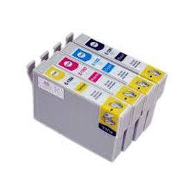 COMPATIBLE EPSON - T1285 Pack de 4 Cartouches génériques