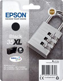 EPSON ORIGINAL - Epson 35XL Noir (41,2 ml) Cartouche de marque T3591