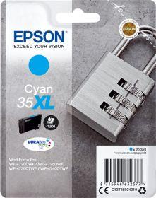 EPSON ORIGINAL - Epson 35XL Cyan (20,3 ml) Cartouche de marque T3592