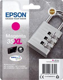 EPSON ORIGINAL - Epson 35XL Magenta (20,3 ml) Cartouche de marque T3593