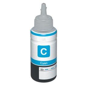 COMPATIBLE EPSON - T664 Cyan (7500 pages) Bouteille recharge d'encre générique