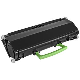 RECYCLE LEXMARK - X463H11G Noir (9000 pages) Toner remanufacturé