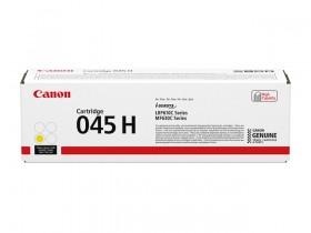 CANON ORIGINAL - Canon 045H Jaune (2200 pages) Toner de marque