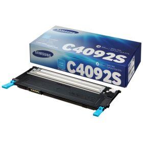 SAMSUNG ORIGINAL - Samsung C4092S Cyan (1000 pages) Toner de marque