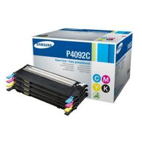 SAMSUNG ORIGINAL - Samsung P4092C Pack de 4 toners (Noir, Cyan, Magenta, Jaune) de marque
