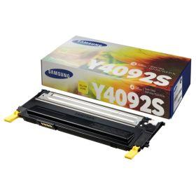 SAMSUNG ORIGINAL - Samsung Y4092S Jaune (1000 pages) Toner de marque