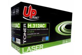 UPRINT - UPrint 312A / CF-381A Cyan (2700 pages) Toner remanufacturé HP Qualité Premium