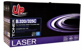 UPRINT/ QUALITE PREMIUM - UPrint TN-320 / TN-325 / TN-328 Cyan (3500 pages) Toner remanufacturé Brother Qualité Premium