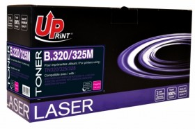 UPRINT/ QUALITE PREMIUM - UPrint TN-320 / TN-325 / TN328 Magenta (3500 pages) Toner remanufacturé Brother Qualité Premium
