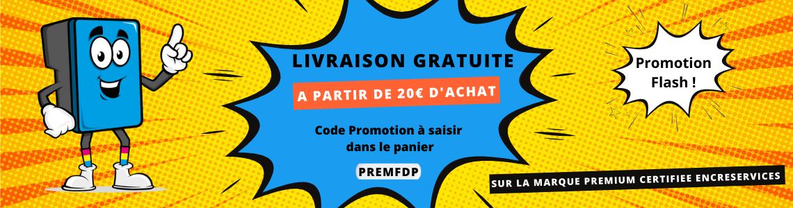 Livraison Gratuite Premium